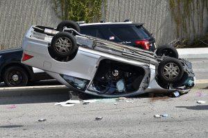 כיצד להתנהג לאחר תאונת דרכים